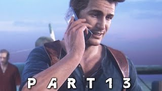 Sniper Battle in Uncharted 4 A Thief's End Walkthrough Gameplay Part 13 (PS4)