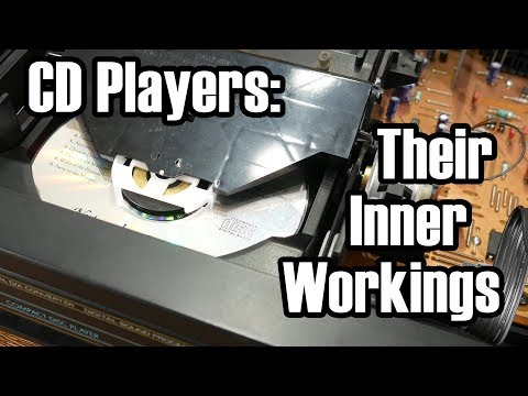 Dissecting the CD Player: How to Turn Shiny Plastic into Music