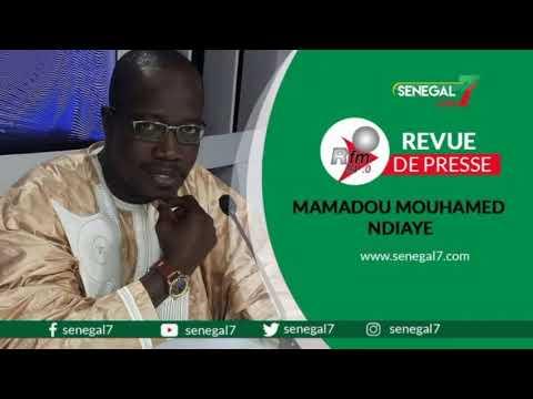 Revue de presse rfm du jeudi 24 septembre 2020 par Mamadou Mohamed Ndiaye