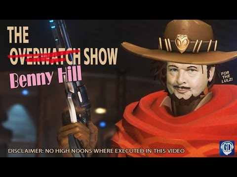 Overwatch - the Benny Hill Show, Season 4