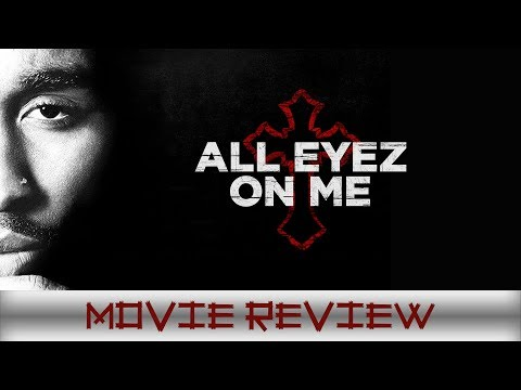 All Eyez On Me - Movie Review (Non-Spoilers)