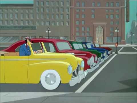 Dingo - Automaboule (Goofy - Motor Mania - French) 1950