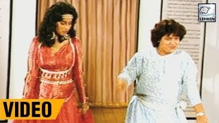 Video Madhuri Dixit's Dance Rehearsal With Saroj Khan From Movie Sahibaan MP3, 3GP, MP4, WEBM, AVI, FLV Oktober 2018
