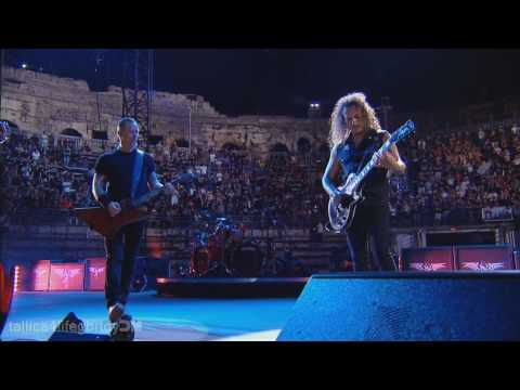 metallica - nothing else matters [live nimes 2009]