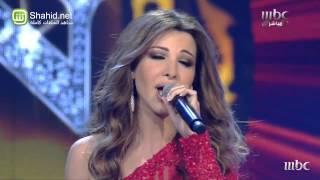 Arab Idol -نانسي عجرم - وصلة فنية