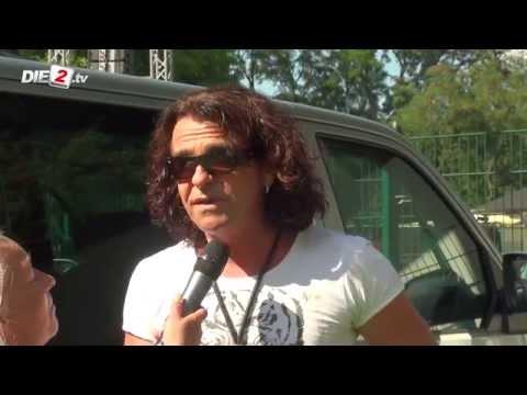 Interview mit Sandy Wagner bei Oberhausen Feiert 2015
