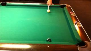 Billiard Therapy - Tom Miller Demonstrates 'The Impossible Bank'