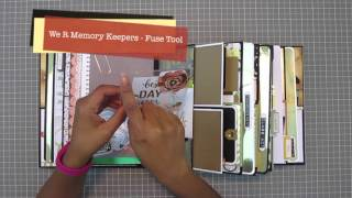 Hey Crafters! Please subscribe to my channel - Supplies Used: Nine and Co. collection & ephemera by Teresa Collins Quince ...