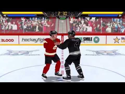 Video of Hockey Fight Lite