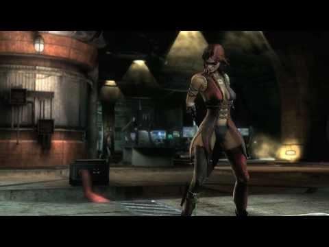 Injustice: Gods Among Us - Desarrolladores de NetherRealm Studios