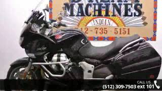 3. 2009 Moto Guzzi Norge 1200 GT  - Dream Machines Indian Mo...