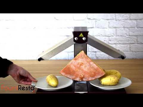 Appareil à raclette Brézière