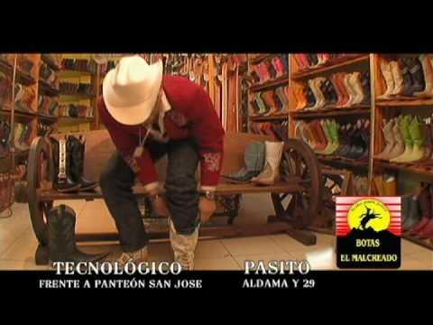 Botas Vaqueras Chihuahua