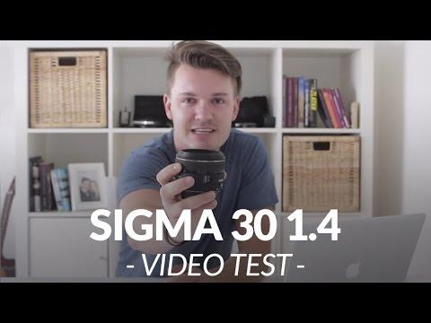 Sigma 30mm 1.4 Face Tracking Autofocus Test // Chris Winter