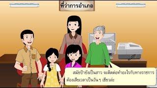สื่อการเรียนการสอน รู้ไว้ได้ประโยชน์ ป.5 ภาษาไทย