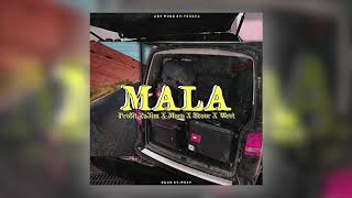 PROFIT ZA3IM x MORO x STOOR x WEST - 'MALA' (Prod By: WEST) #CB4GANG (Audio w/ Lyrics)