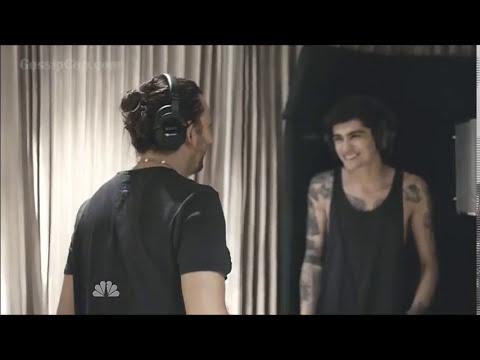 One Direction Recording the Album 'FOUR' : feat. Julian Bunetta & John Ryan (NBC TVSpecial) 2014