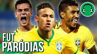Video ♫ VAMO BRASIL! | Paródia Wesley Safadão - Ar Condicionado no 15 MP3, 3GP, MP4, WEBM, AVI, FLV Februari 2018
