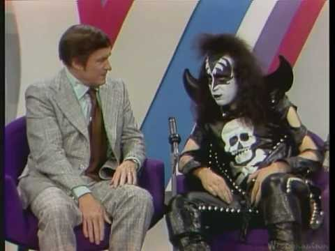 KISS - (Full) Interview & Firehouse - Mike Douglas Show - 1974