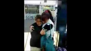 Maria and her mother have not been able to see each other for 16 years, until now!