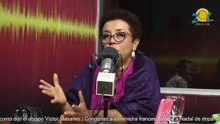 Josefina Luna comenta violencia en contra de las niñas y niños #SoloParaMujeres