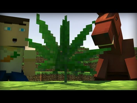Herblore - Minecraft Animation