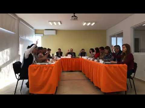 Sesión Extraordinaria No. 17 de Ayuntamiento 1 de junio de 2019