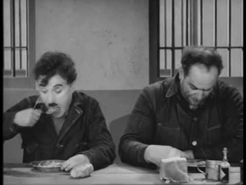 Charlie Chaplin na prisão com cocaína