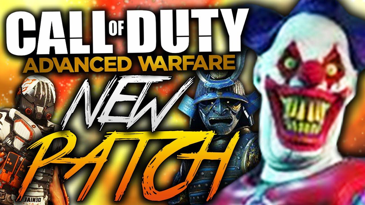 "Advanced Warfare ""NUEVO PARCHE""!! ARMAS, SECRETOS, TRAJES & POLLADAS! – TheGrefg"