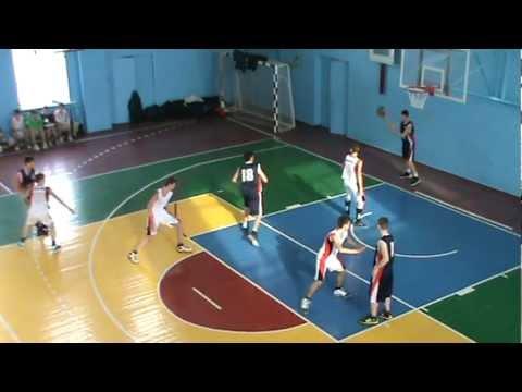 ВЮБЛ-2012 ДЮКФП-97 Керчь-Ведмеди Киев 13-02-2012г.