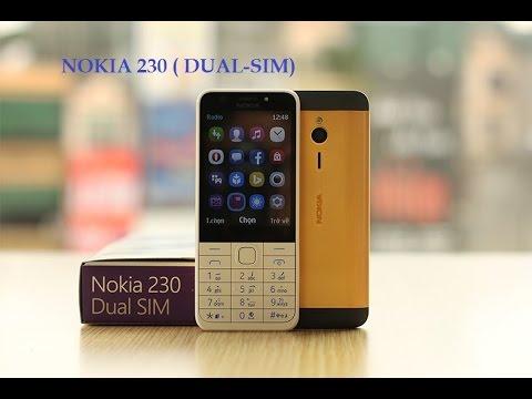 Nokia 230 / Microsoft 230 (White)
