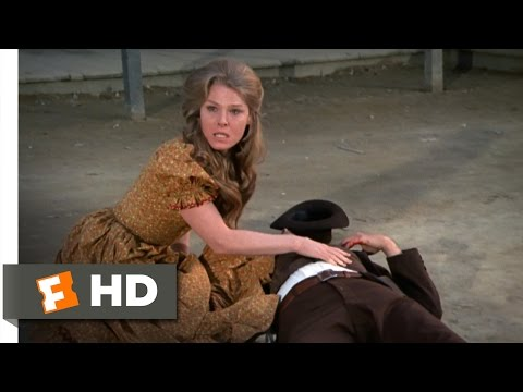 The Magnificent Seven Ride! (4/12) Movie CLIP - Shelly Robs a Bank (1972) HD