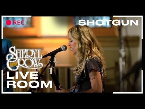 "Sheryl Crow – ""Shotgun"" captured in The Live Room"