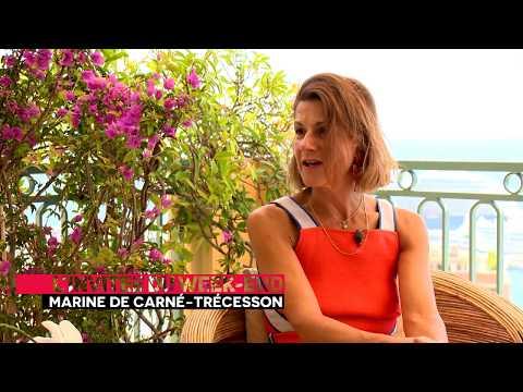 Weekend guest: Marine de Carné-Trécesson