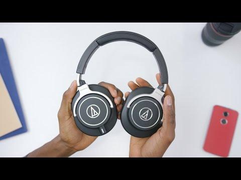Audio Technica ATH-M70X Review!