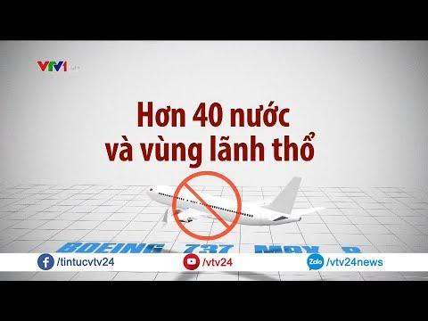 Vì sao mà Mỹ lại ra lệnh cấm bay với Boeing 737 Max? @ vcloz.com