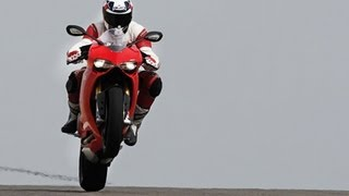 4. Ducati 1199 Panigale S | The ultimate superbike test | Review