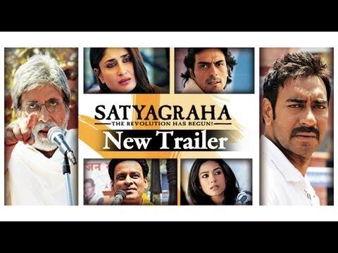 Satyagraha NEW Trailer - Amitabh Ba