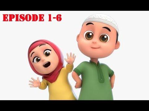 Nussa Episode 1 Sampai 6 || Full HD