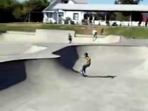 Newberg Skatepark - Newberg, Oregon