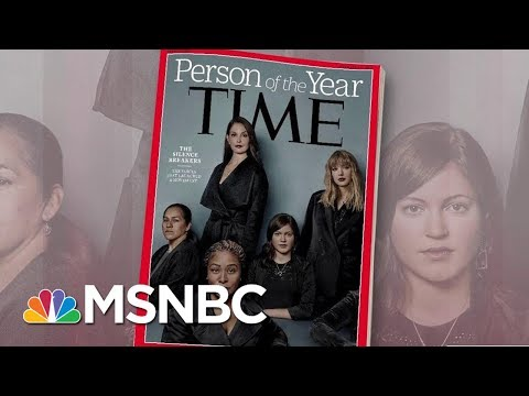 Time Names Its 2017 Person Of The Year: Silence Breakers | Morning Joe | MSNBC