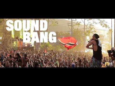 "Major Lazer feat. Machel Montano - Sound Bang ( ""Soaka"" Video Version ) 2014 [ NH PRODUCTIONS TT ]"