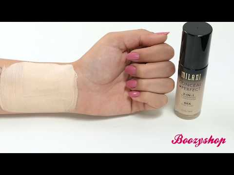 Milani Milani Conceal & Perfect 2-in-1 Foundation and Concealer Porcelain