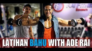 Video CARA LATIHAN BAHU DI GYM FEAT ADE RAI MP3, 3GP, MP4, WEBM, AVI, FLV Agustus 2018