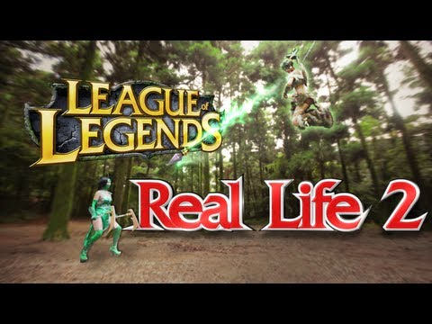 英雄聯盟真人版 League of Legends Real Life 2
