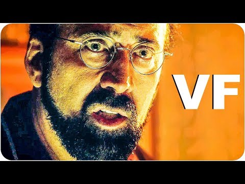 THE WATCHER Bande Annonce VF (2018)
