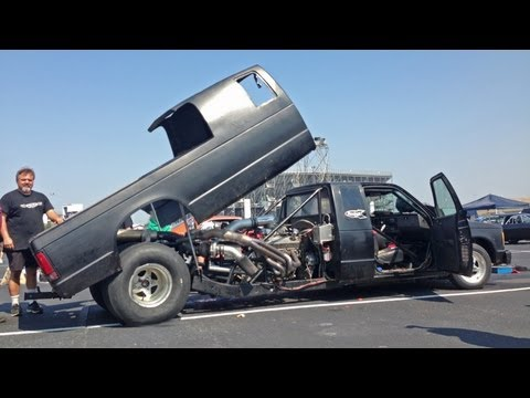 Unique ride from drag week is unlike anything we've seen