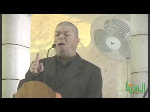خطبة الجمعة لفضيلة الشيخ عبد الله 18/1/2013