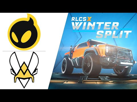DIG vs VIT | Dignitas vs Team Vitality | RLCS Season X - Winter: European Major (21th Feb 2021)