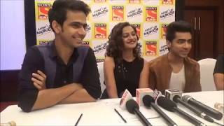 Cast of the upcoming show Aadat Se Majboor visits Nagpur